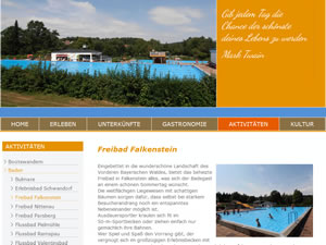 screenshot Freibad Falkenstein