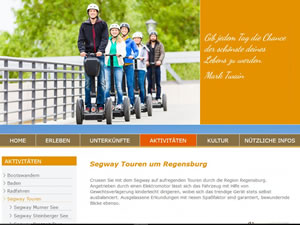 Segway Regensburg