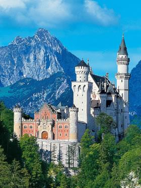 Schloss Neuschwanstein Bayerisches Marchenschloss Informationen Zu Offnungszeiten 2020 Online Ticketverkauf