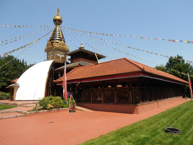 Nepal Himalaya Pavillion Wiesent