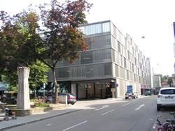Parkhaus Regensburg