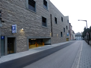 Parkhaus Am Petersweg