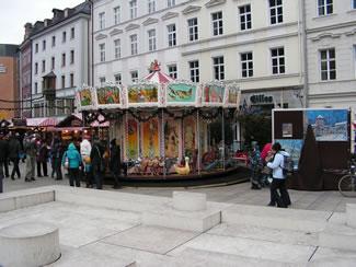 Christkindlmarkt Regensburg Neupfarrplatz