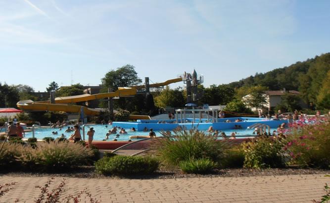 Erlebnisbad Schwandorf - Infos über das Freibad und Öffnungszeiten