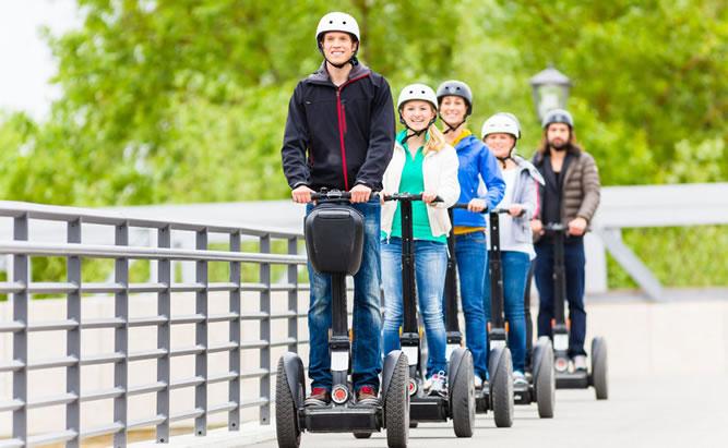 Faszienierende Segway Touren durch Regensburg und Umgebung. Für den Tourismus eine echte Freizeit bereicherung mit Sportlichen ambitionen.