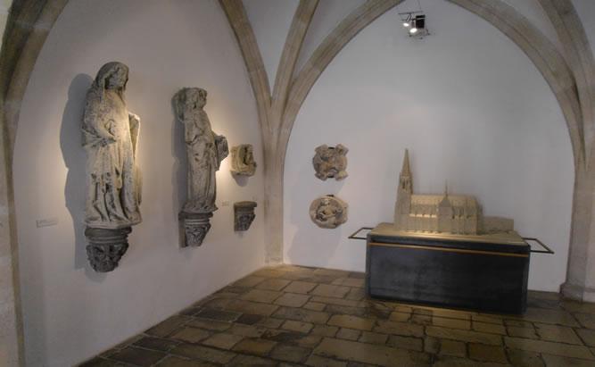Historisches Museum Regensburg von Castra Regina bis Mittelalter