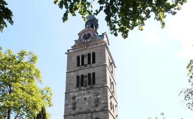 Basilika St. Emmeram Regensburg -Informationen Öffnungszeiten für Studienreisende über sakrale Kunst, hl. Wolfgang,