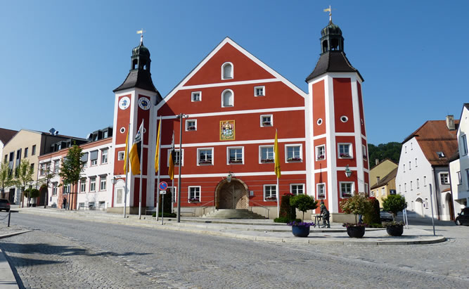 Burglengenfeld in Bayern