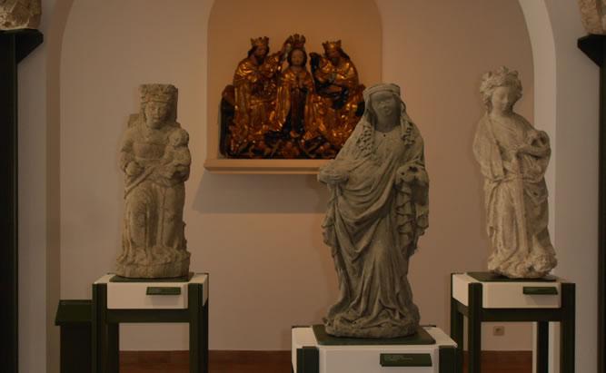 Gäubodenmuseum Straubing - der Römerschatz eine Sehenswürdigkeit - Infos Öffnungszeiten und Führungen